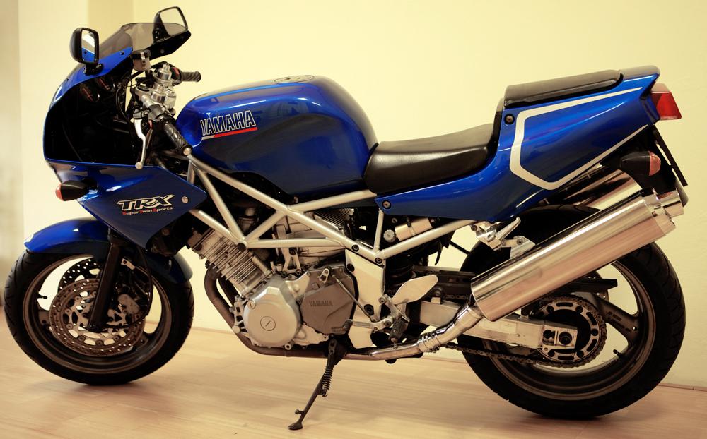 Yamaha trx 850 2150 brons motoren brons motoren for Yamaha dealer augusta ga